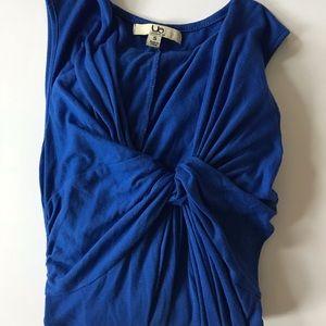 Ya Los Angeles blue dress. Size Small.